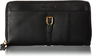 Cole Haan Kayden Continental Zip Around Leather Wallet