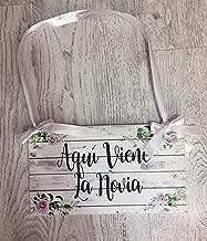 Amazon.es: Cartel ya viene la novia