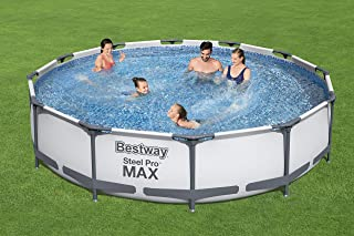 Bestway Steel Pro Round Swimming Pool - 56416