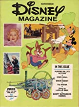 Disney Magazine March 1976 : Lucille Ball Song of the South Cover