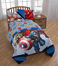 Marvel's Avengers 'Fight Club' Twin Sheet Set