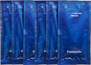 パナソニック シェーバー洗浄剤 ラムダッシュ洗浄充電器用 6個入り ES-4L06A