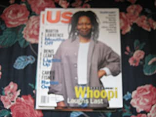 US Magazine (WHOOPI GOLDBERG , Martin Lawrence , Denis Leary , Carrie Fisher)
