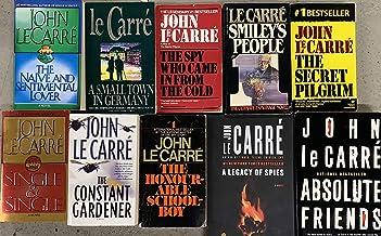 John Lecarre Novel Collection 10 Book Set
