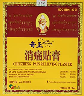 cheezheng pain relieving patch