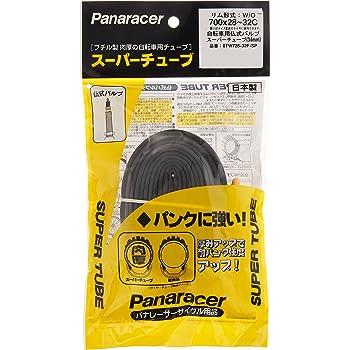 パナレーサー(Panaracer) スーパーチューブ [700 x 28~32C] 仏式 バルブ 34mm / 48mm