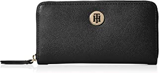 Tommy Hilfiger Classic Saffiano Large ZA Wallet, AW0AW07843