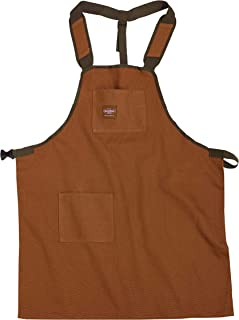 Bucket Boss Canvas SuperShop Work Apron in Brown, 80300