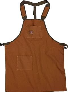 Bucket Boss Canvas SuperShop Work Apron in Brown, 80300