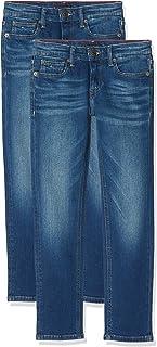 Tommy Hilfiger Scanton Slim Avmbst Jeans para Niños