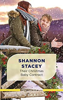 Their Christmas Baby Contract (Blackberry Bay)