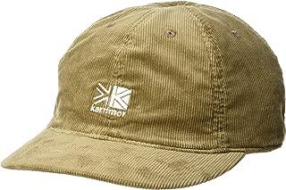[カリマー] キャップ corduroy logo cap