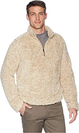 Frosted Sherpa 1/4 Zip