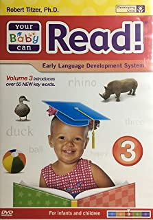 READ! Your Child Can Read. Early Language Development System (VOL 3)