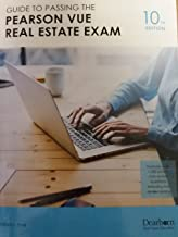 Guide to Passing the Pearson Vue Real Estate Exam 10th Edition