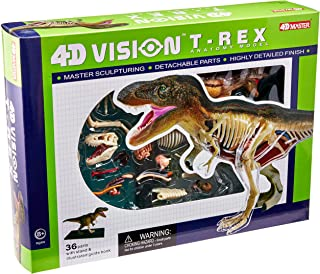 Famemaster 4D Vision T-Rex Anatomy Moel