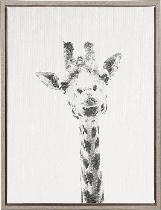 Top 10 Baby Giraffe Framed Wall Decor
