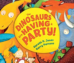 The Dinosaurs are Having a Party! (Andersen Press Picture Books (Hardcover))