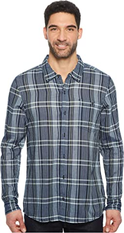 Beckmen Long Sleeve Slim Shirt