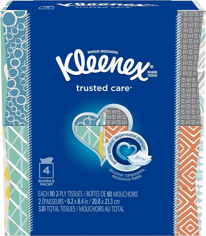 Kleenex Everyday Tissues Medium Minneapolis Mall Count 80 ct Ranking TOP1 Upright
