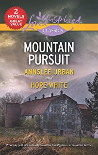 Mountain Pursuit: A 2-in-1 Collection (Love Inspired Classics)