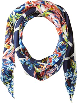 Echo Design - Adelaide Floral Silk Diamond