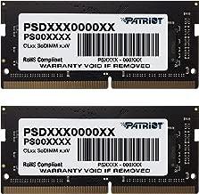 Patriot Signature Line DDR4 2666MHz PC4-21300 16GB SODIMM Memory Kit
