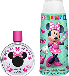 Disney Minnie Mouse 2 Piece Gift Set for Kids