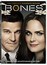 Bones: Season 11 Death and Disappearance Edition