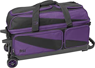 BSI Triple Roller Black/Purple