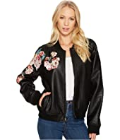 Joe's Jeans - Embroidered Poly Jacket