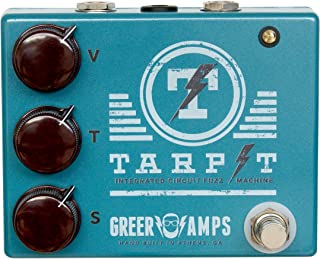 Greer Amps TarPit Fuzz Guitar Pedal