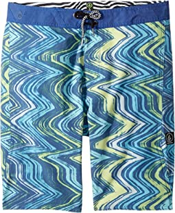 Volcom Kids - Lo Fi Boardshorts (Big Kids)