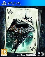Mejor Batman Return To Arkham Ps4