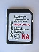 9HM0B-NA NISSAN SD NAVIGATION CARD GPS MAP DATA , NORTH AMERICA US CANADA MAPS 25920-9HM0B-NA / 9hmob FITS: 2014 2015 ROGUE SENTRA ALTIMA SEDAN FRONTIER JUKE and 2015 NV vans
