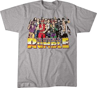 royal rumble shirt