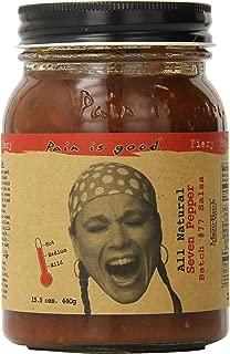 Pain Is Good Seven Pepper Salsa Sauce, 15.5 oz