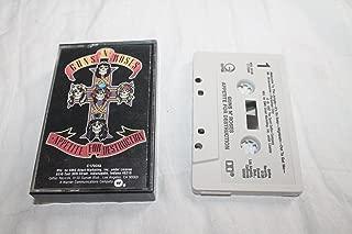 Best guns n roses appetite for destruction cassette tape Reviews