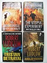 Covert-One plus 2 (Set of 4 Books) The Janus Reprisal; The Utopia Experiment; The Tristan Betrayal; Ambler Warning