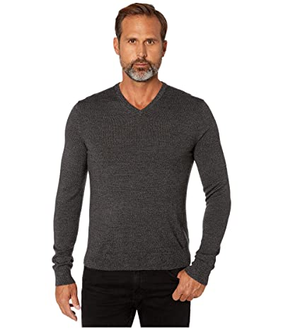 Calvin Klein Merino V-Neck Sweater 12 (Mouline Susa) Men