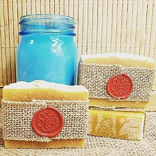 Lemongrass Handcrafted Goat Milk Soap