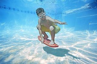 Poolmaster Swimming Pool Underwater Surf Board, Red