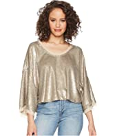 Free People Champagne Dreams Tee