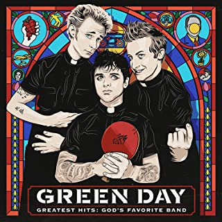 GΟD'S FΑVΟRΙΤΕ ΒΑΝD - ΤΗΕ GRΕΑΤΕSΤ ΗΙΤS (CD Album). European Release