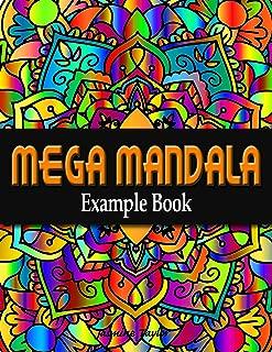 Mega Mandala Example Book