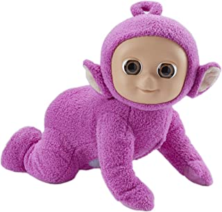 Teletubbies Shuffle & Giggle Tiddly Tubby Ping Soft Plush Toy