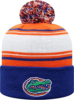 finest selection d0083 0cd59 Top of the World NCAA Men s Knit Hat Ambient Warm Team Icon