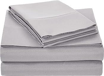 Evolive Fashion Ultra Soft Microfiber Solid Sheet Set