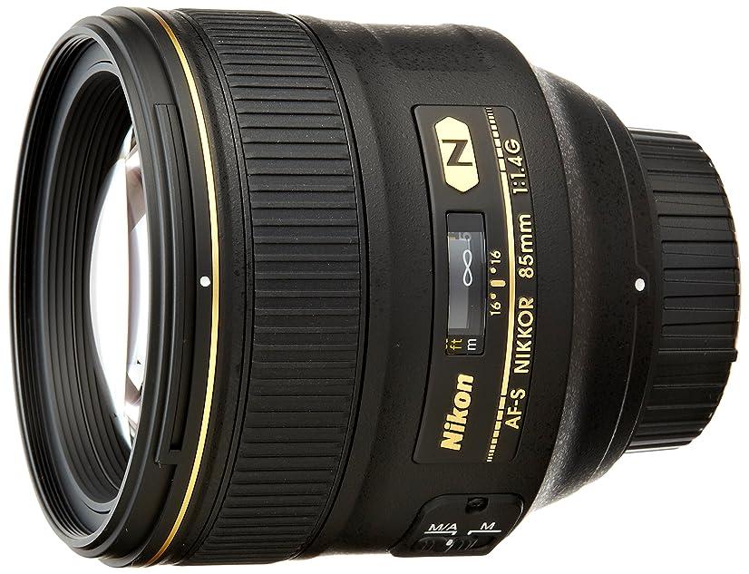 Nikon Fixed focal lens AF-S NIKKOR 85mm f/1.4G