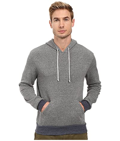 Alternative Challenger Pullover Hoodie (Eco Grey/Eco True Navy) Men